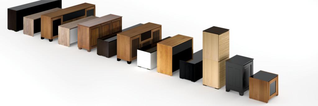 Chameleon AV Furniture